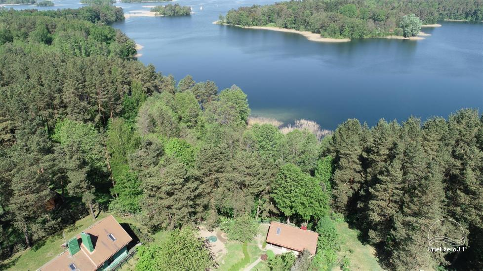 Medus pirts Trakai pie ezera Skasitis - 43