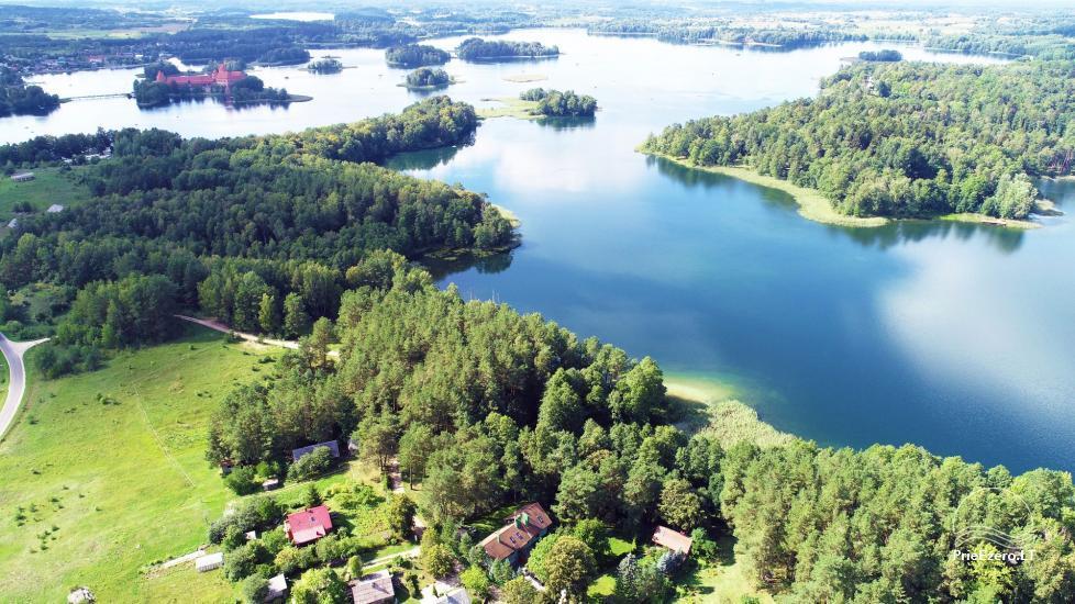 Medus pirts Trakai pie ezera Skasitis - 41