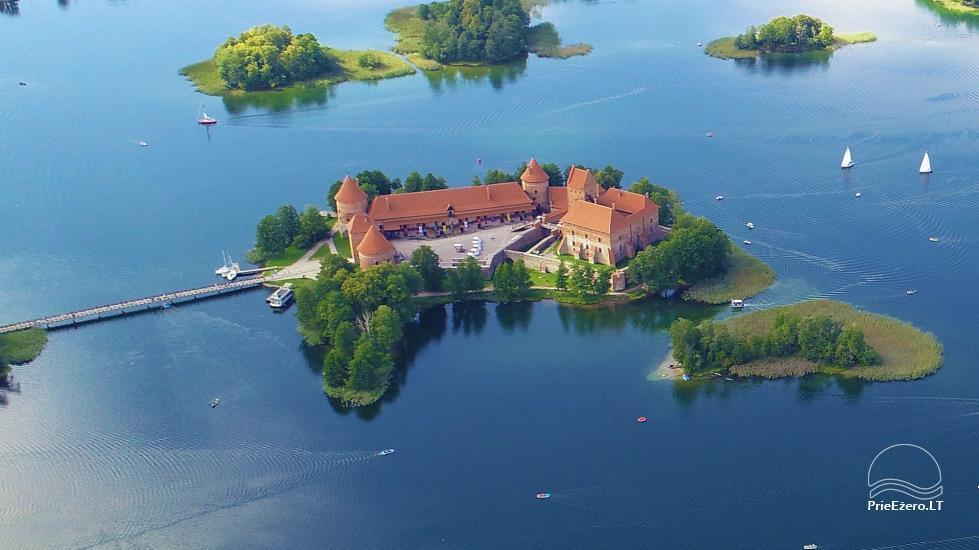 Medus pirts Trakai pie ezera Skasitis - 52
