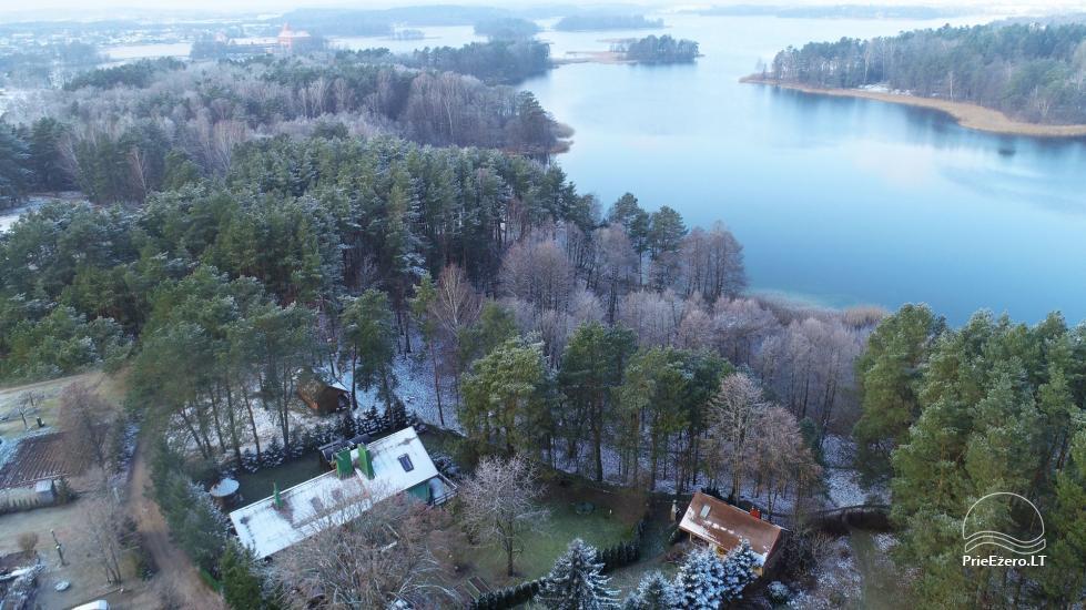 Medus pirts Trakai pie ezera Skasitis - 50