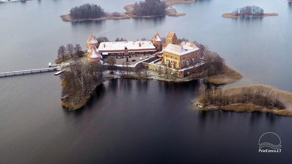 Medus pirts Trakai pie ezera Skasitis - 55