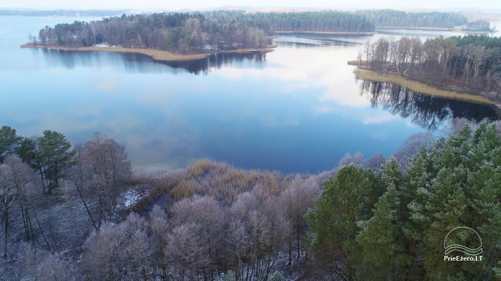 Medus pirts Trakai pie ezera Skasitis - 54