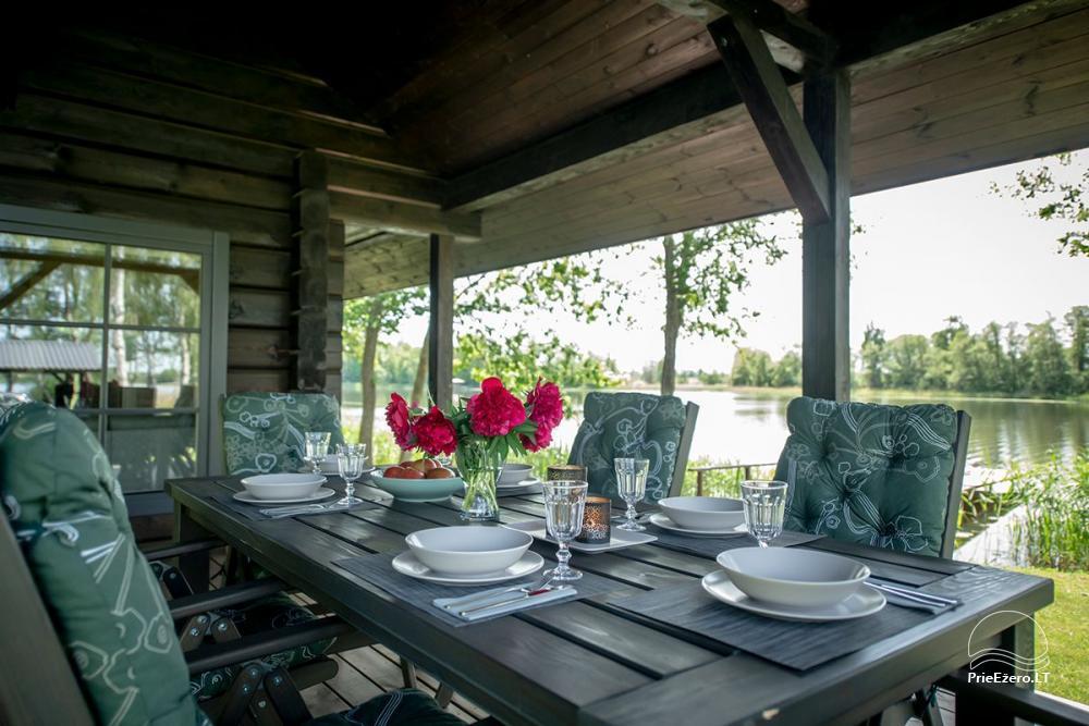 VieniKrante - viensēta romantiskai vai ģimenes atpūtai ezera krastā - 11