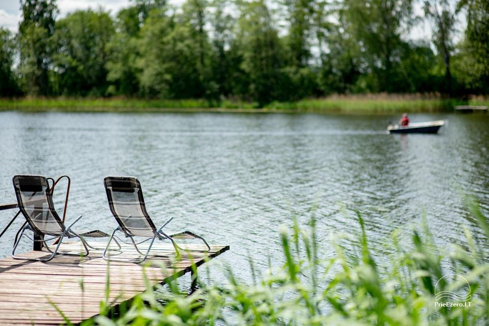 VieniKrante - viensēta romantiskai vai ģimenes atpūtai ezera krastā - 12