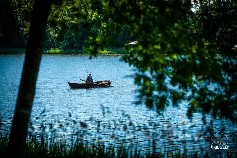 VieniKrante - viensēta romantiskai vai ģimenes atpūtai ezera krastā - 14
