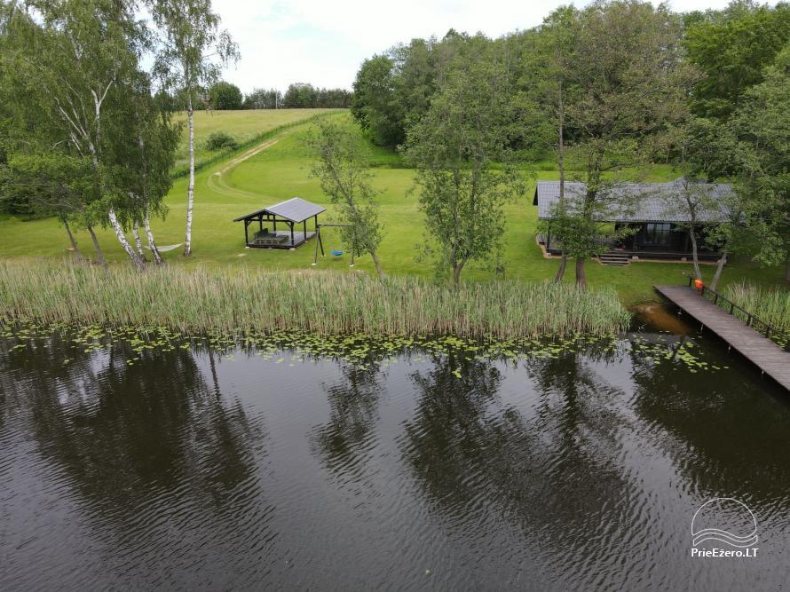 VieniKrante - viensēta romantiskai vai ģimenes atpūtai ezera krastā - 15