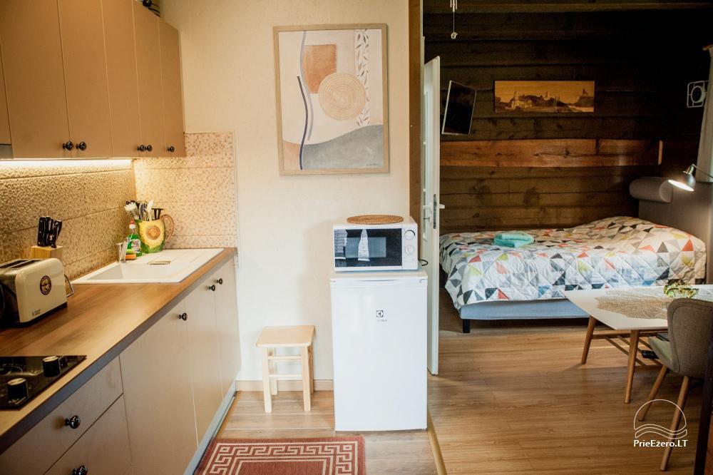 C-LT Lakeside apartment - īrē dzīvokļus netālu no Stirnių ezera - 6