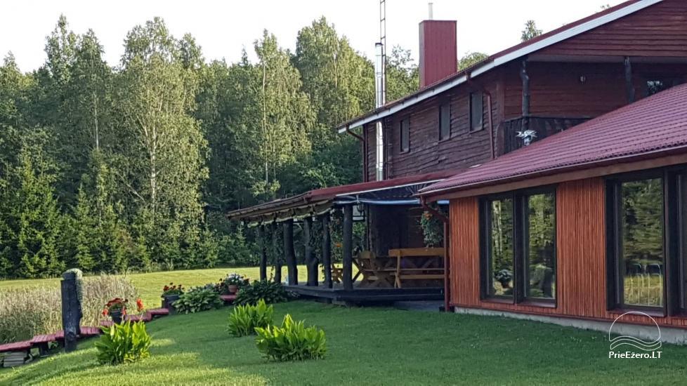 Lauku sēta Ukmerges rajonā Roris - 3