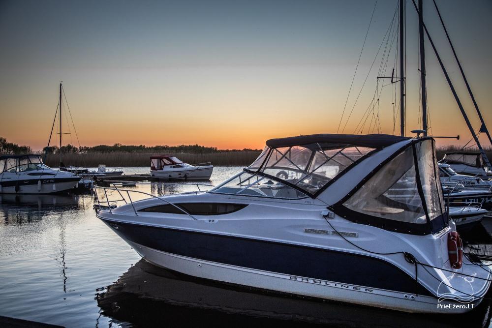 Boatcation - nakšņošana laivā ar visām ērtībām - 5