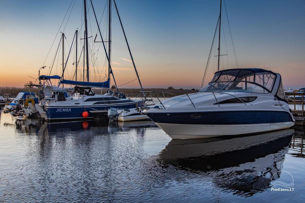 Boatcation - nakšņošana laivā ar visām ērtībām - 1