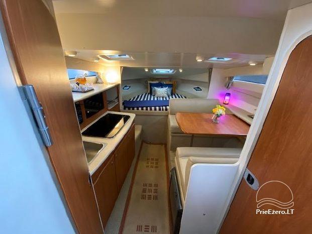 Boatcation - nakšņošana laivā ar visām ērtībām - 7