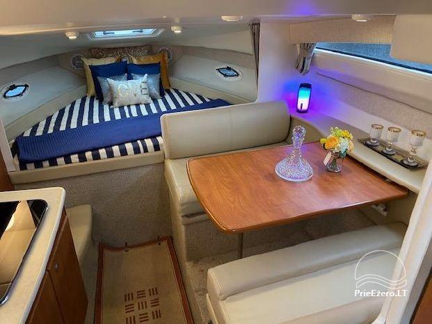 Boatcation - nakšņošana laivā ar visām ērtībām - 8