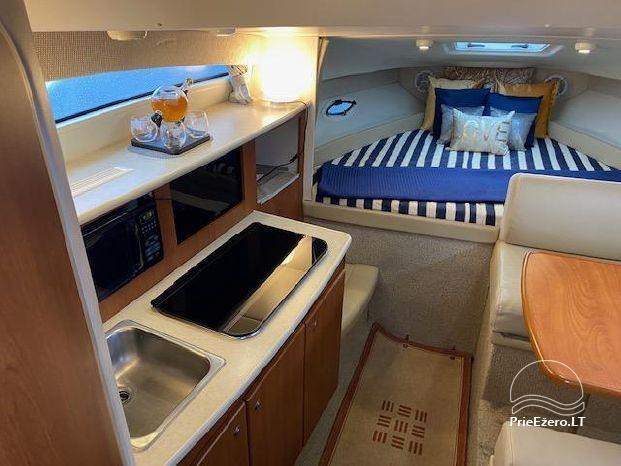 Boatcation - nakšņošana laivā ar visām ērtībām - 10