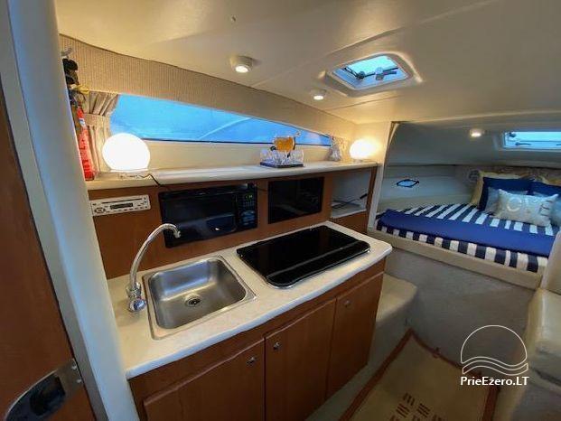 Boatcation - nakšņošana laivā ar visām ērtībām - 11