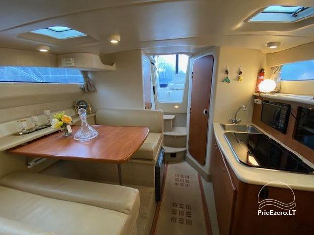 Boatcation - nakšņošana laivā ar visām ērtībām - 18
