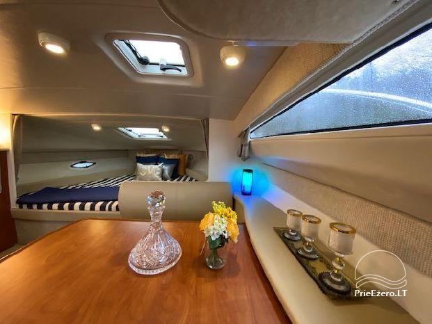 Boatcation - nakšņošana laivā ar visām ērtībām - 19