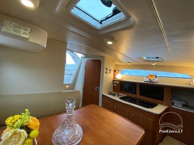Boatcation - nakšņošana laivā ar visām ērtībām - 20