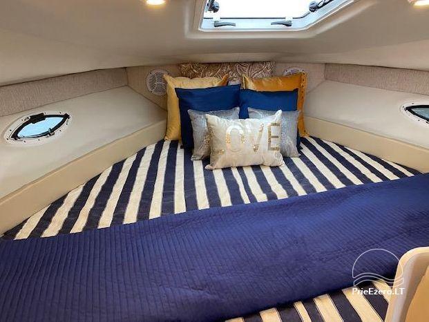 Boatcation - nakšņošana laivā ar visām ērtībām - 21