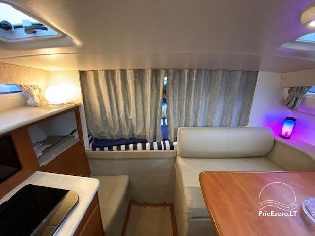 Boatcation - nakšņošana laivā ar visām ērtībām - 23