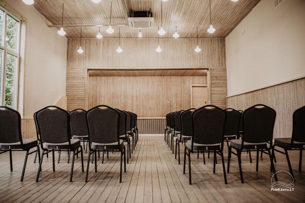 Hillas - konferencēm un atpūtai - 27