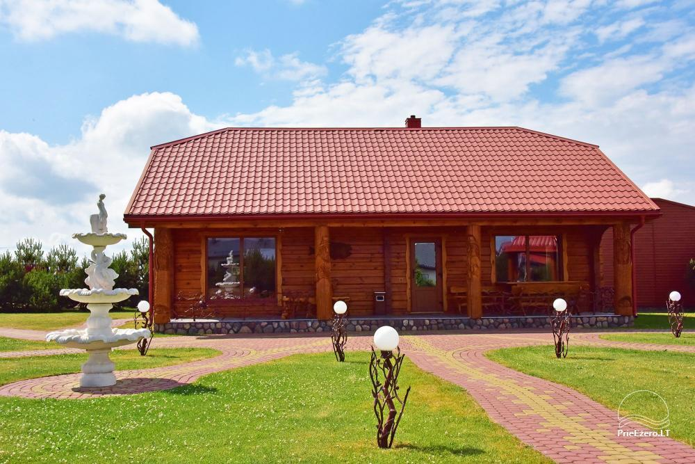PRIE MIESTO - lauku sēta Kēdaiņu reģionā, Lietuvā - 1