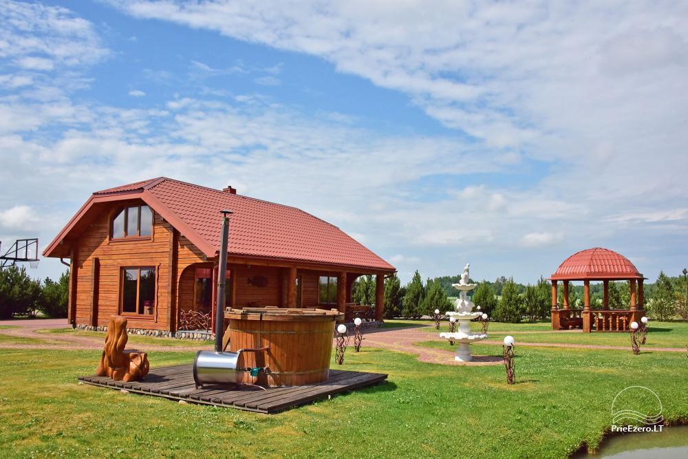 PRIE MIESTO - lauku sēta Kēdaiņu reģionā, Lietuvā - 2