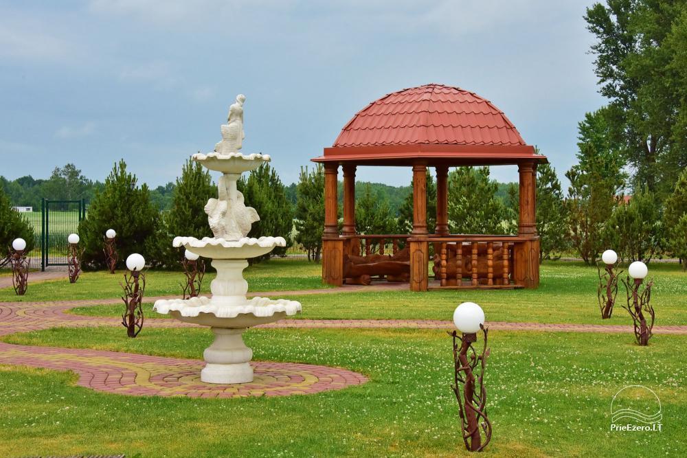 PRIE MIESTO - lauku sēta Kēdaiņu reģionā, Lietuvā - 7