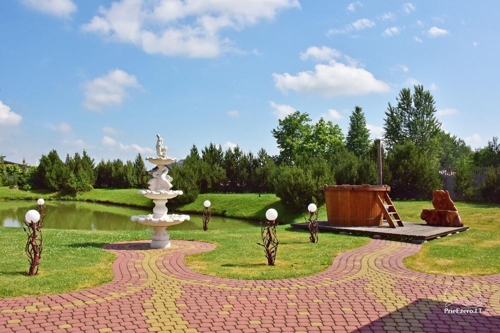 PRIE MIESTO - lauku sēta Kēdaiņu reģionā, Lietuvā - 9