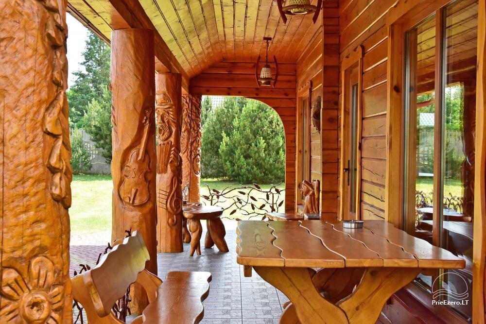PRIE MIESTO - lauku sēta Kēdaiņu reģionā, Lietuvā - 11
