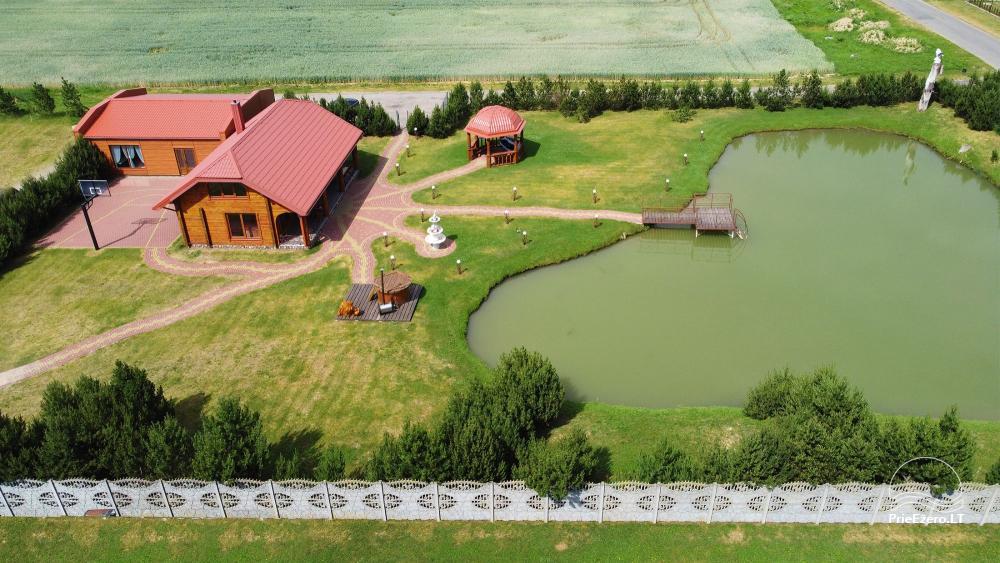 PRIE MIESTO - lauku sēta Kēdaiņu reģionā, Lietuvā - 4
