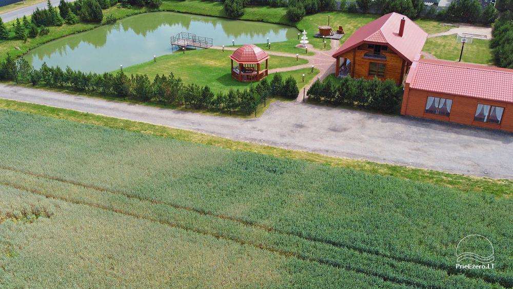 PRIE MIESTO - lauku sēta Kēdaiņu reģionā, Lietuvā - 6