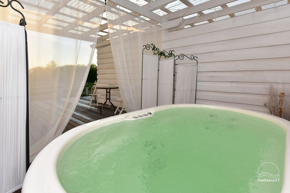 Apartamenti romantiskām brīvdienām, brīvdienu māja ģimenei - Villa 9Vėjai - 2