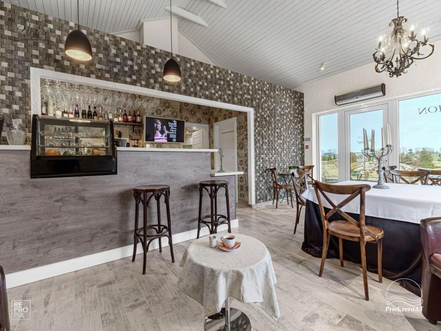 Apartamenti romantiskām brīvdienām, brīvdienu māja ģimenei - Villa 9Vėjai - 27