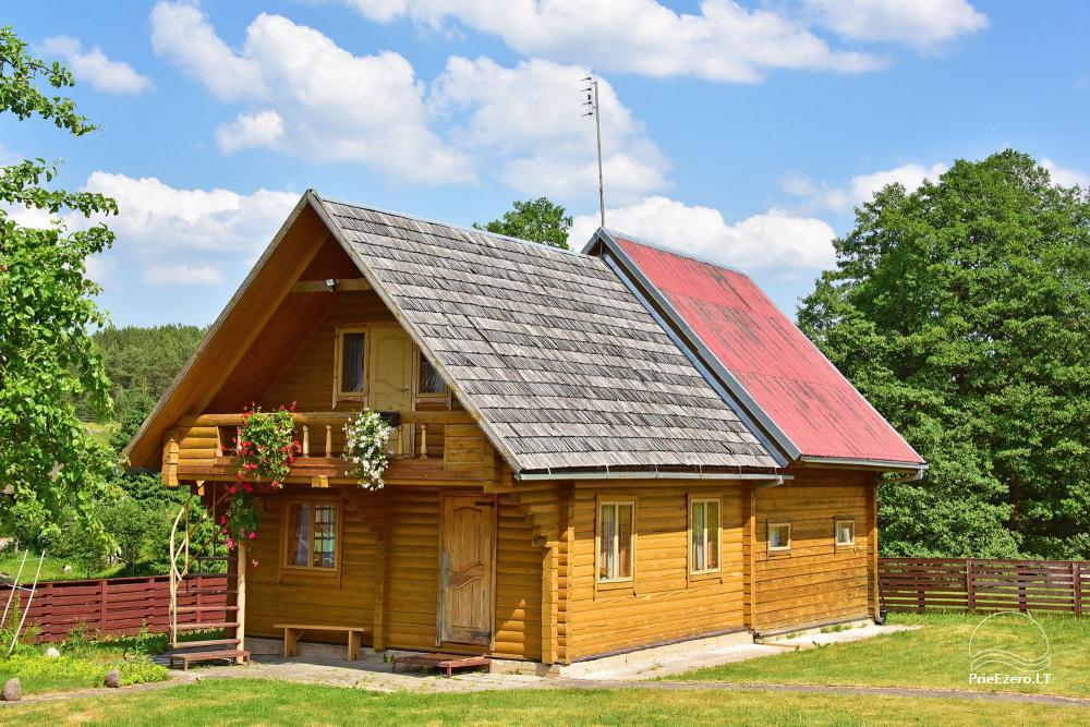 Antanukas rīts - lauku sēta Ignalinas novada Ginuciai - 1