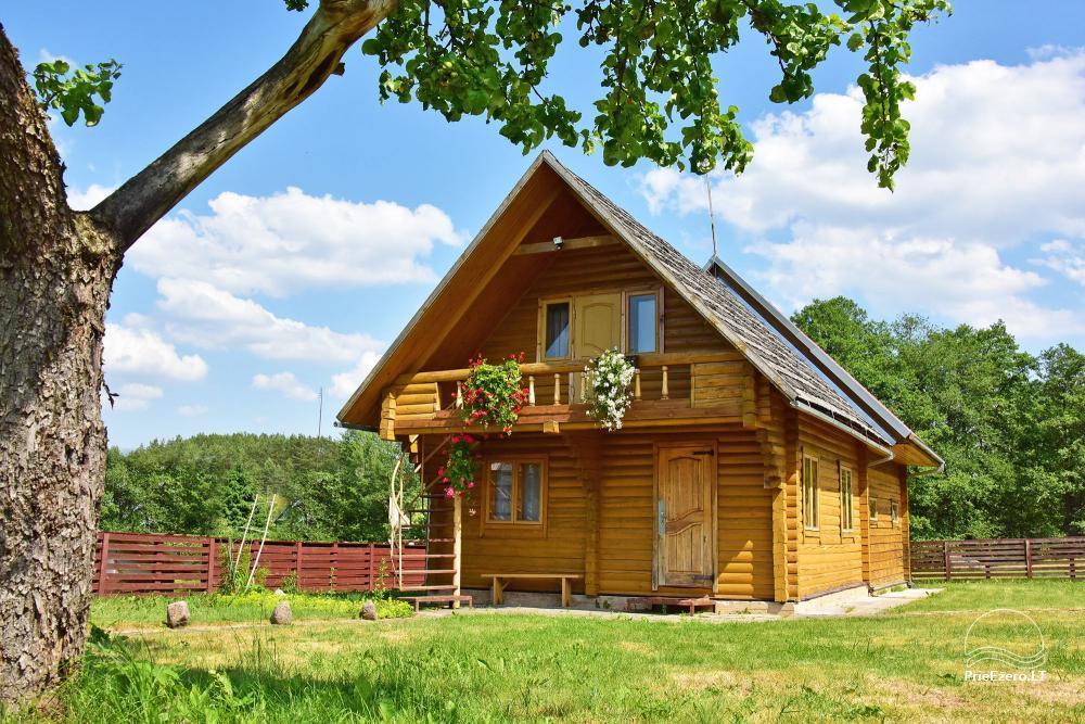 Antanukas rīts - lauku sēta Ignalinas novada Ginuciai - 4