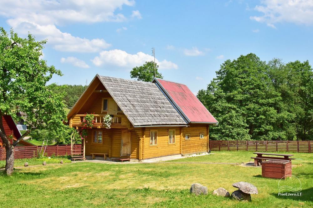 Antanukas rīts - lauku sēta Ignalinas novada Ginuciai - 3