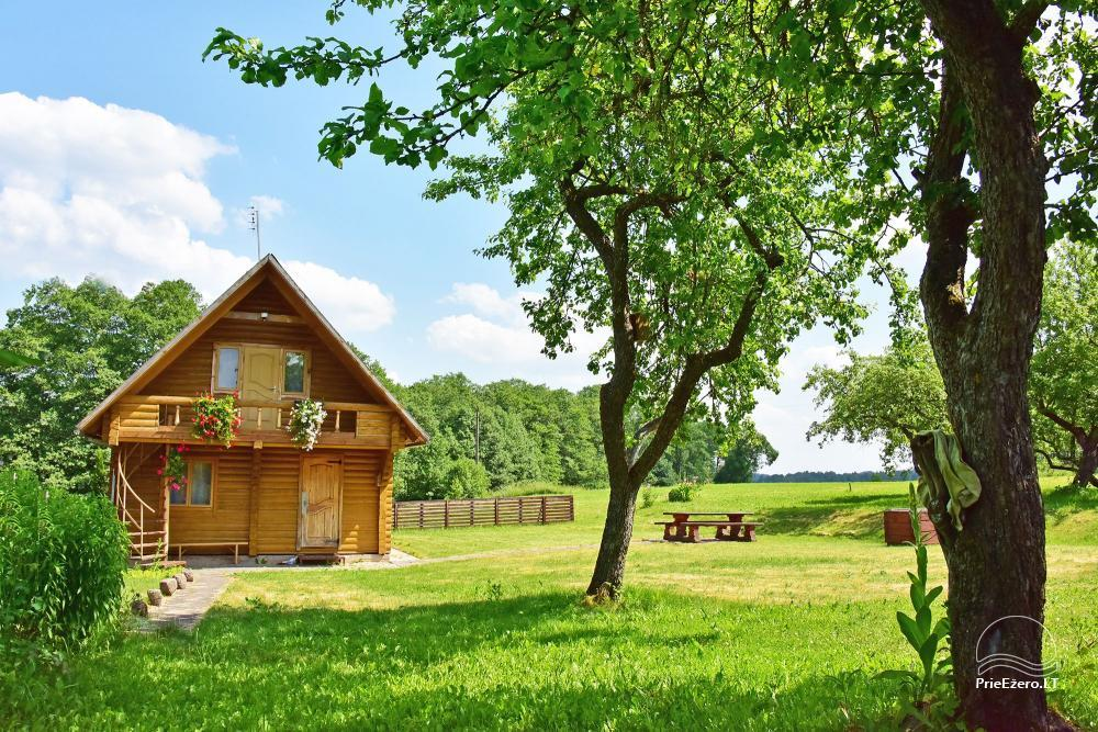 Antanukas rīts - lauku sēta Ignalinas novada Ginuciai - 5