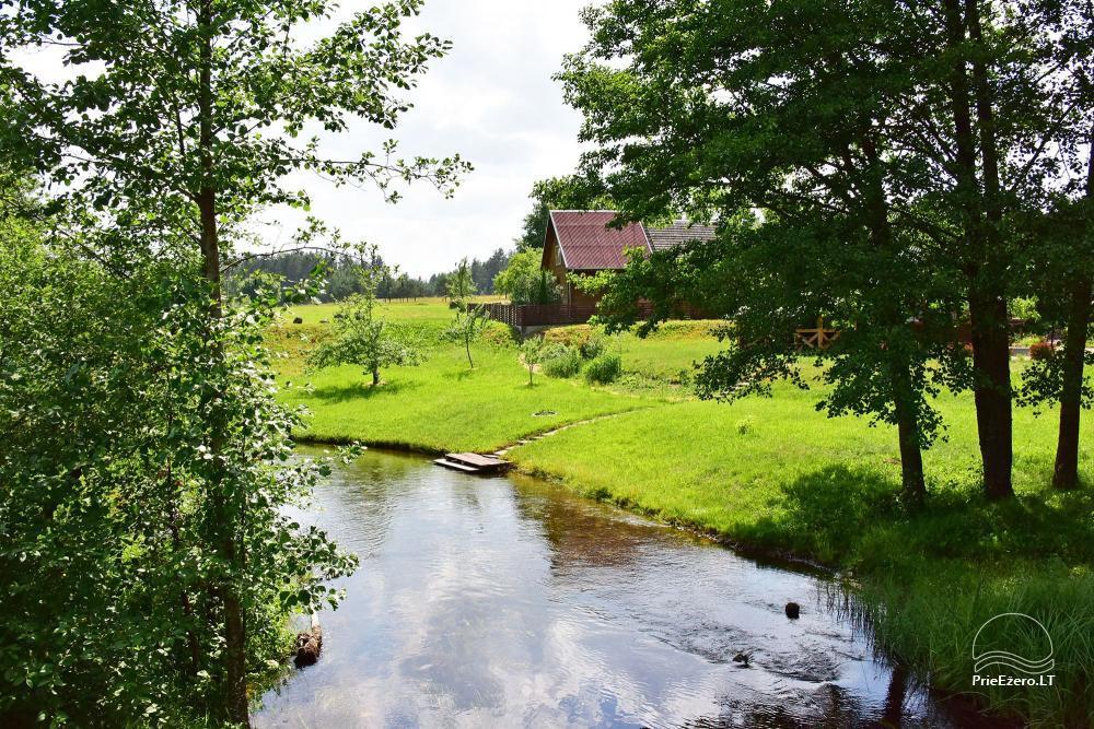 Antanukas rīts - lauku sēta Ignalinas novada Ginuciai - 8