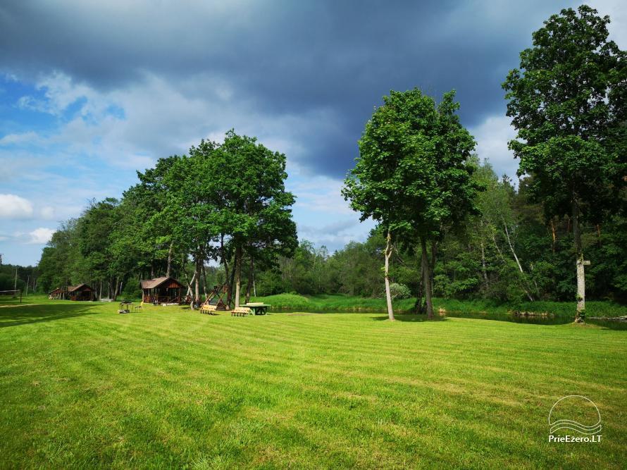Lauku sēta Zaļā ieleja - 2