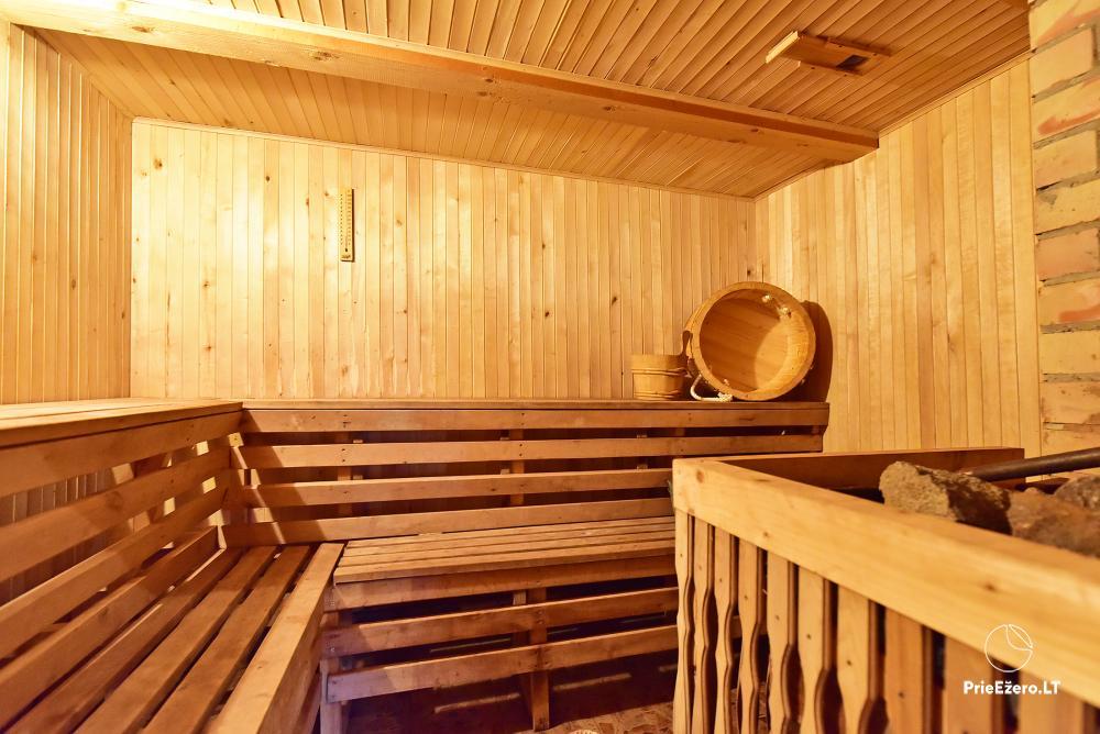 Strevininku dzirnavas - lauku tūrisma sēta - 14