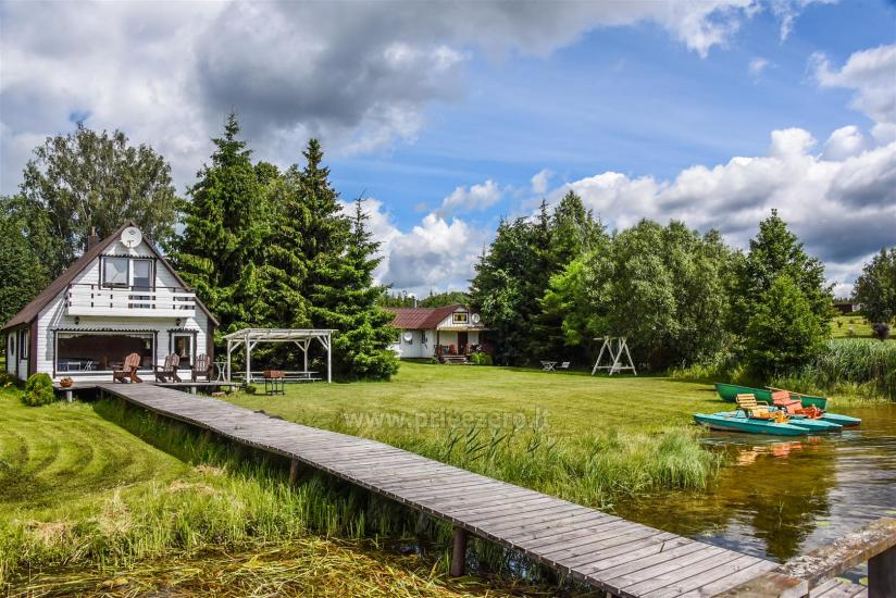 Sovai sēta pie ezera Traku rajonā, Lietuvā - 3