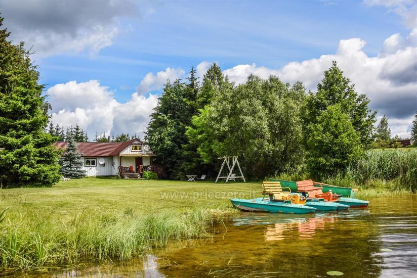 Sovai sēta pie ezera Traku rajonā, Lietuvā - 5