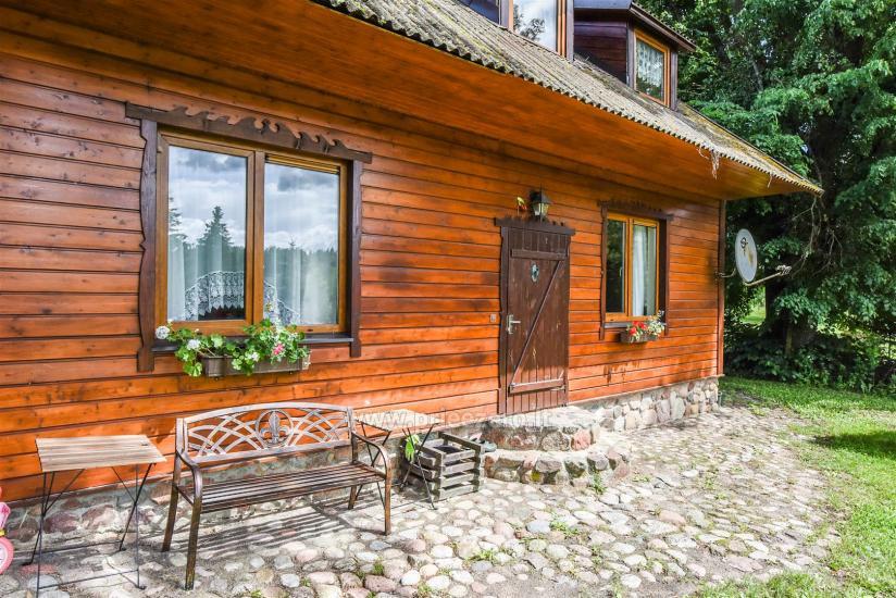 Sovai sēta pie ezera Traku rajonā, Lietuvā - 15