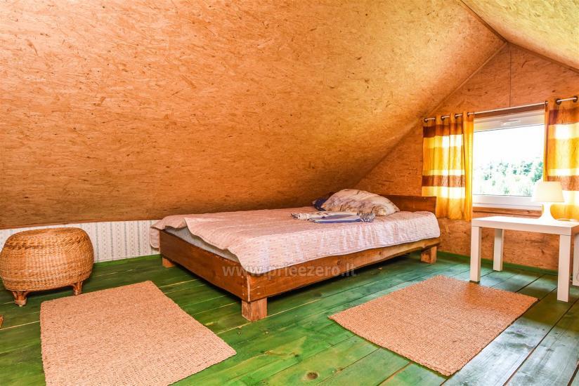 Sovai sēta pie ezera Traku rajonā, Lietuvā - 25
