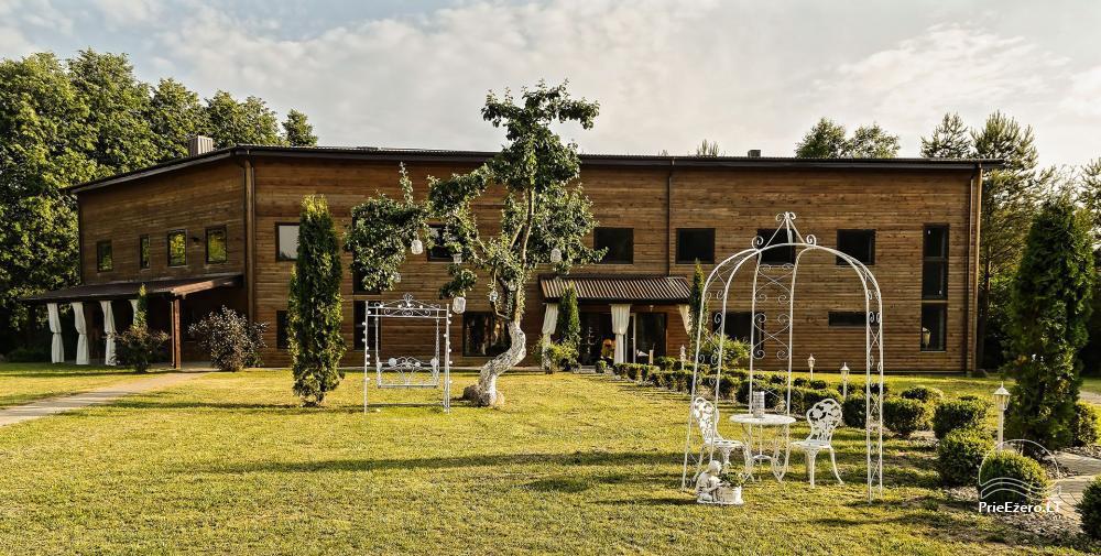 Vila Forest Resort - Miera oāze ekskluzīvām svinībām, ballītēm, pasākumiem - 2