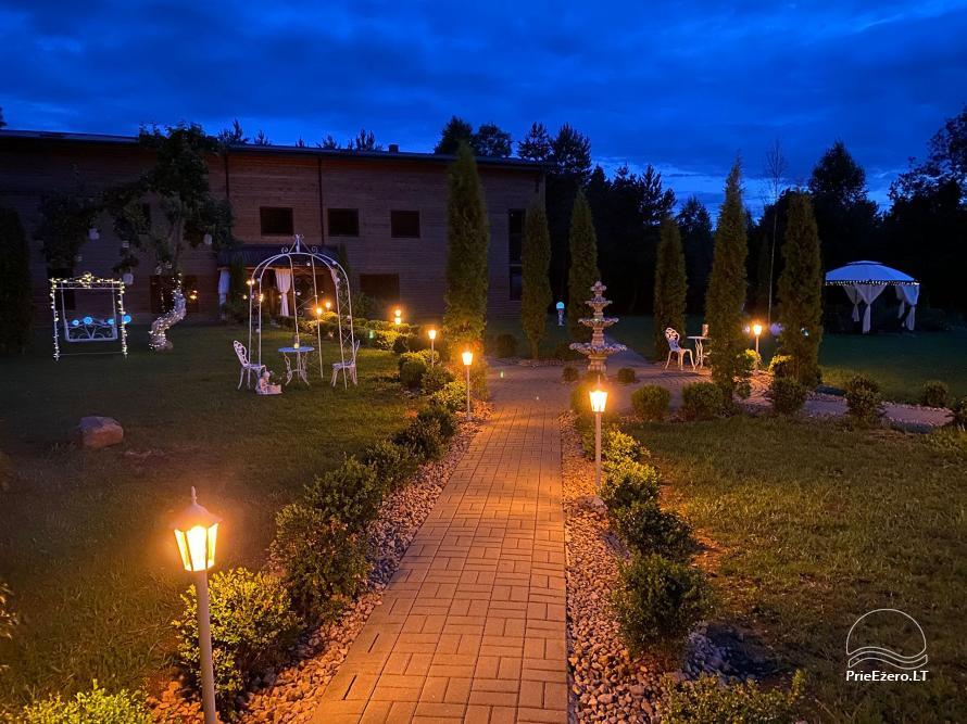 Vila Forest Resort - Miera oāze ekskluzīvām svinībām, ballītēm, pasākumiem - 5