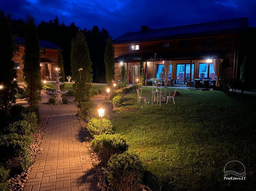 Vila Forest Resort - Miera oāze ekskluzīvām svinībām, ballītēm, pasākumiem - 6