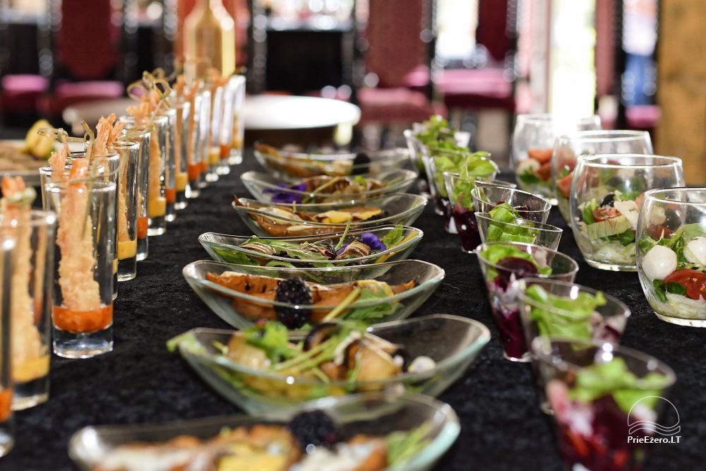 Vila Forest Resort - Miera oāze ekskluzīvām svinībām, ballītēm, pasākumiem - 15