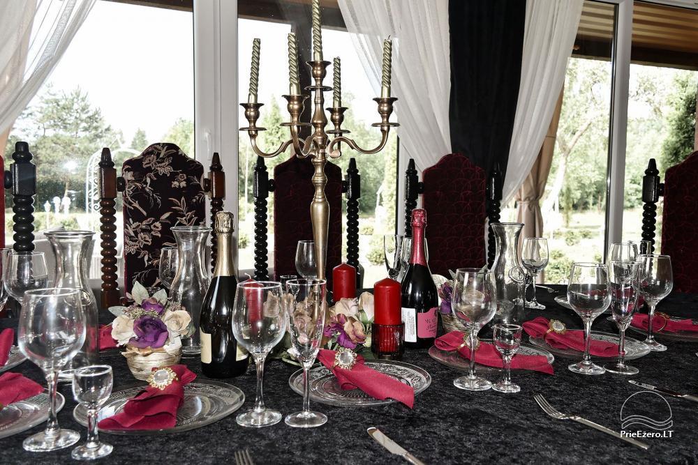 Vila Forest Resort - Miera oāze ekskluzīvām svinībām, ballītēm, pasākumiem - 16
