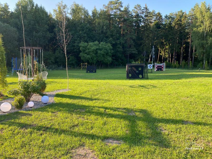 Vila Forest Resort - Miera oāze ekskluzīvām svinībām, ballītēm, pasākumiem - 13